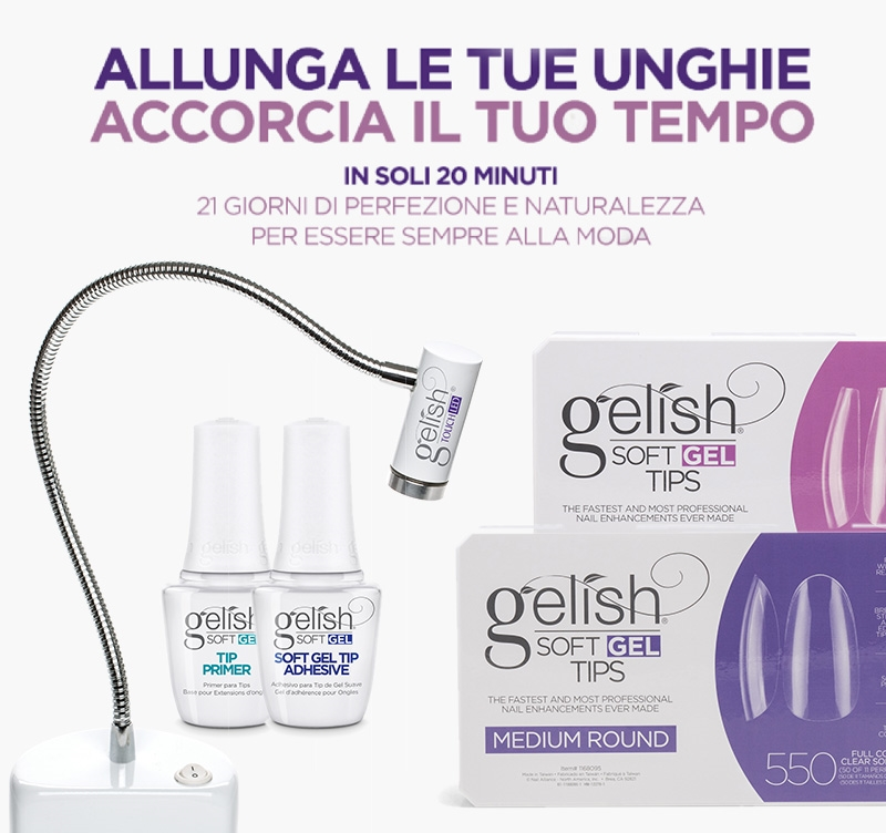 Gelish® SOFT GEL