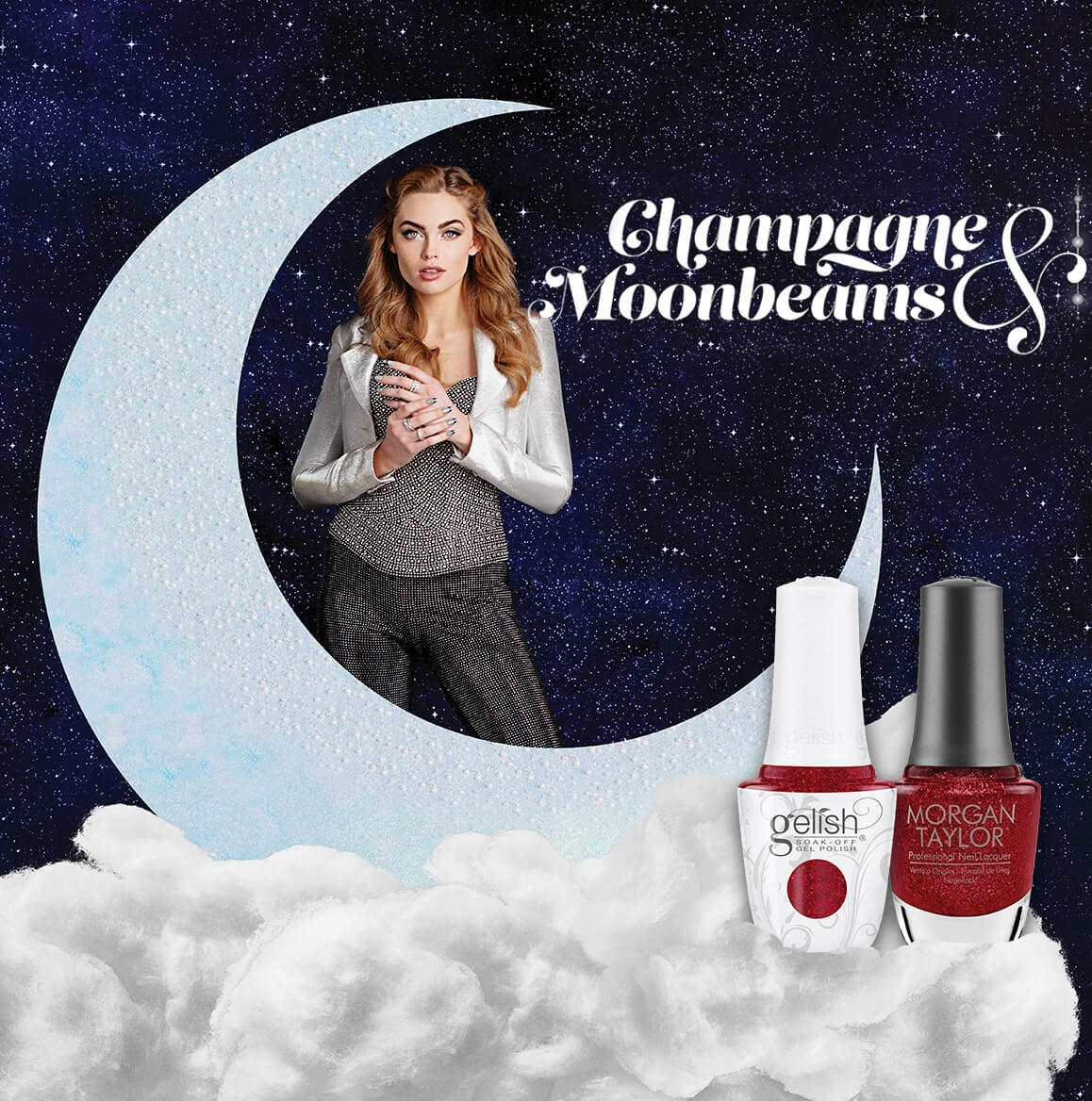 Champagne & Moonbeams -news