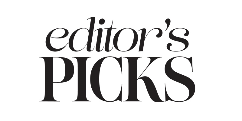 editor's picks - LOGO