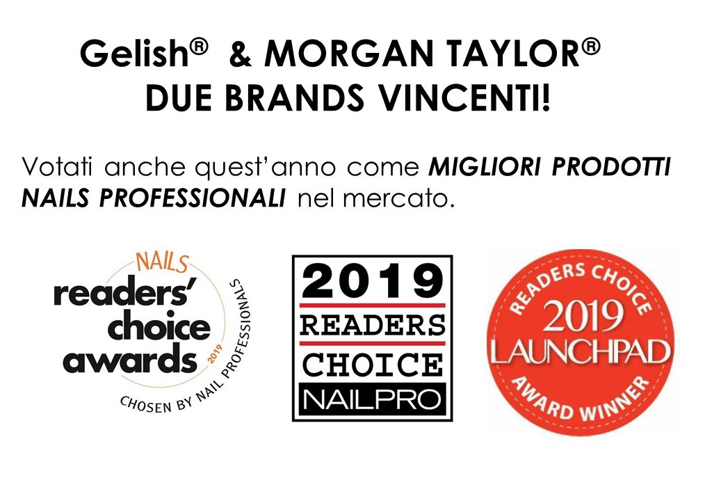 Gelish® e MORGAN TAYLOR®