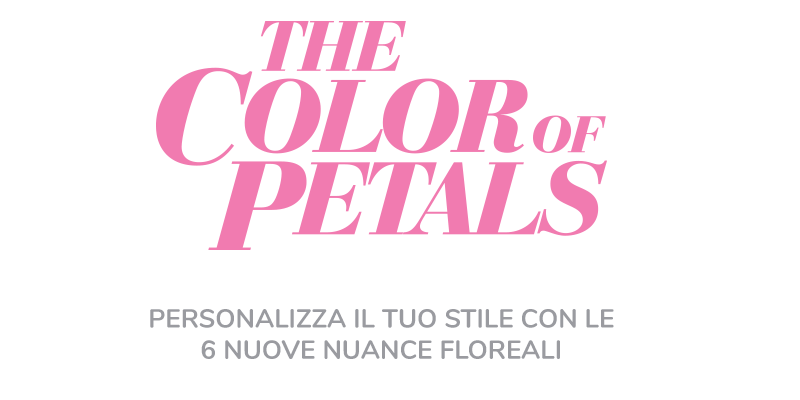 the color of petals LOGO