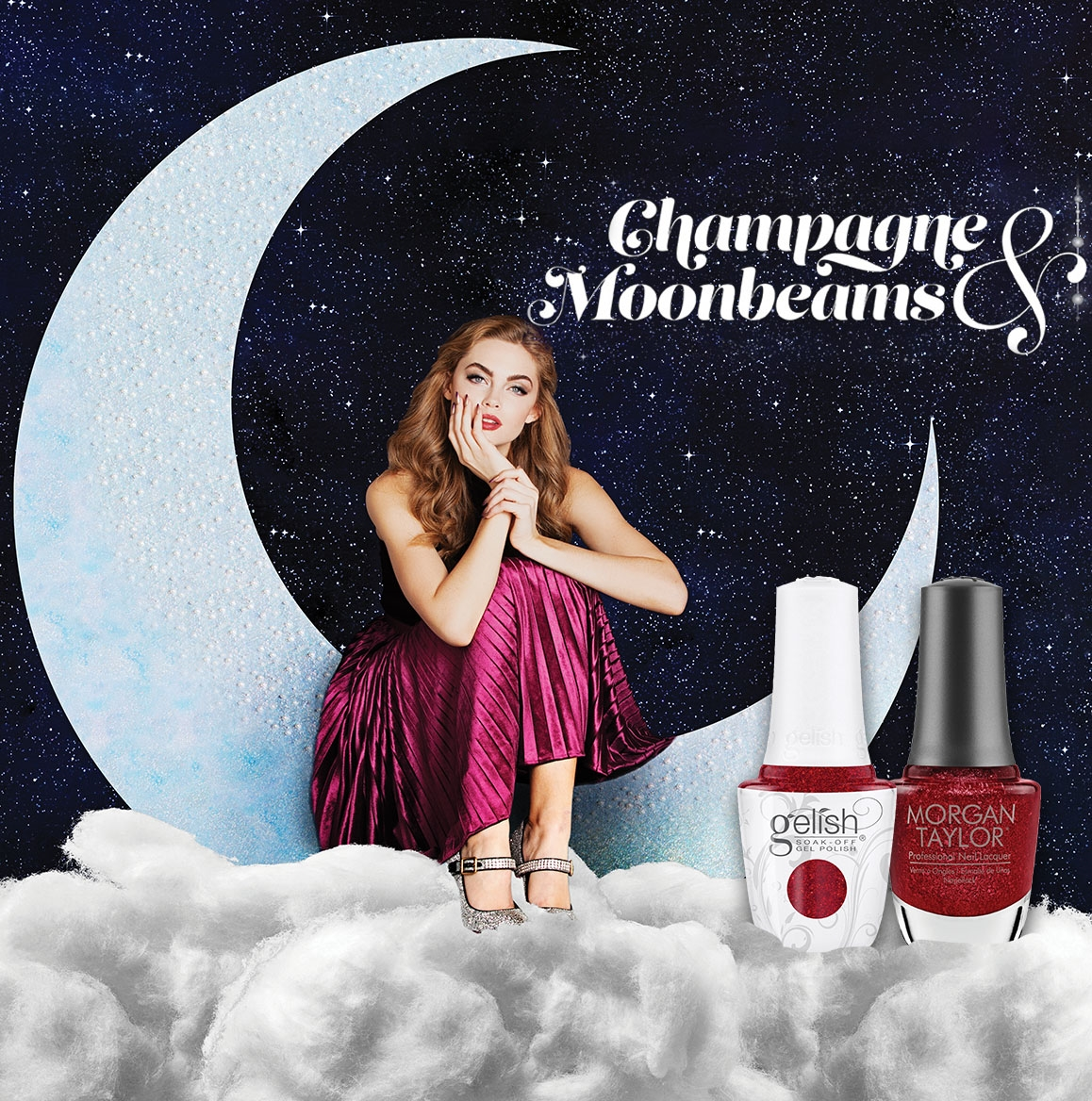 Champagne & Moonbeams